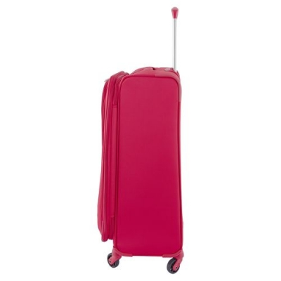 Delsey, Indiscrete Trolley Medio Rosso 00303581004