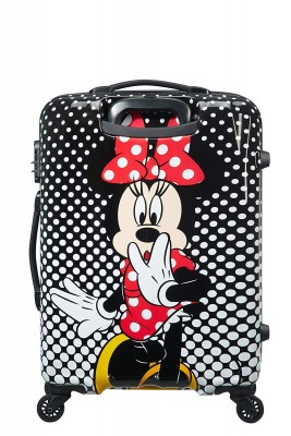 American Tourister, Disney Trolley Medio Minnie Mouse Polka Dot 19c*19007