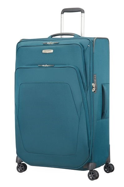 Samsonite, Spark SNG Trolley grande espandibile Petrol Blue 65N*11008