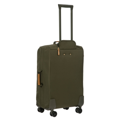 Bric's, X-Travel Trolley Medio Verde Oliva BXL48118.078