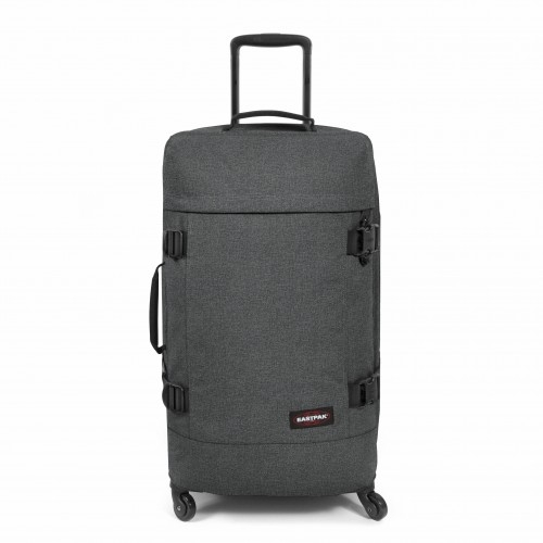 Eastpak, Trans4 M Trolley Medio Black Denim EK81L77H