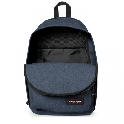 Eastpak, Back to Work Zaino Double Denim EK93682D
