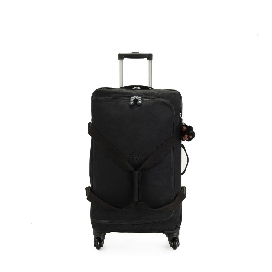 Kipling,  Cyrah  M Trolley medio 4 ruote True Black Nero K14858J99