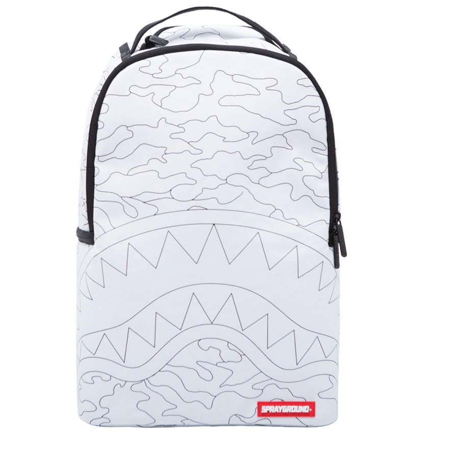 Sprayground Zaino DIY Shark B1200